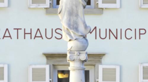 Rathaus von Kaltern