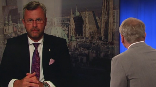 Norbert Hofer bei Armin Wolf
