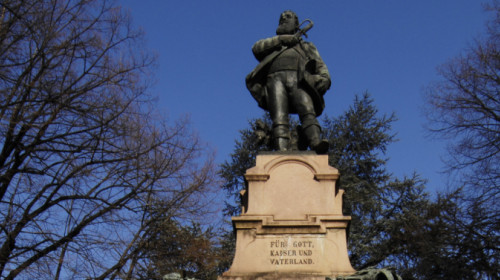Andreas-Hofer-Denkmal in Meran