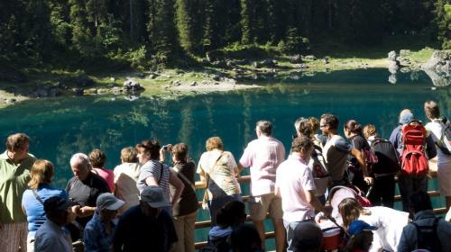 Sommertouristen