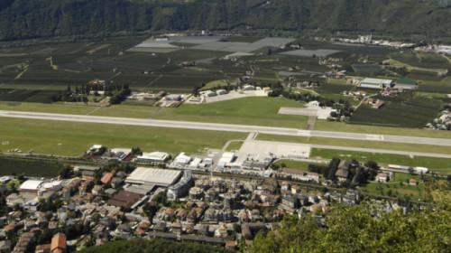 aeroporto Bolzano, Flughafen Bozen