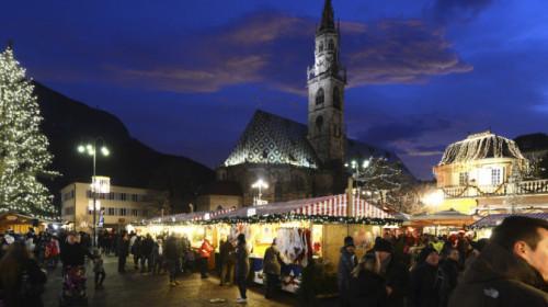 mercatino a Bolzano