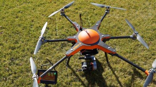 Soleon Coanda x6, drone