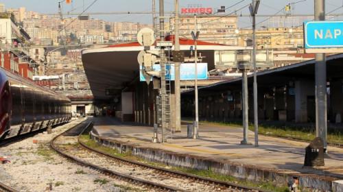Stazione Centrale Napoli