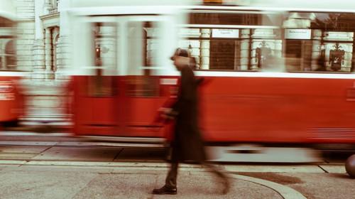 tram, tranvia