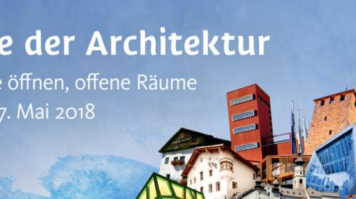 Tage der Architektur