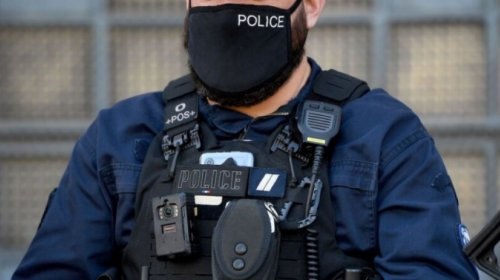 Polizia, Francia