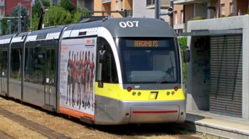 tram bergamo
