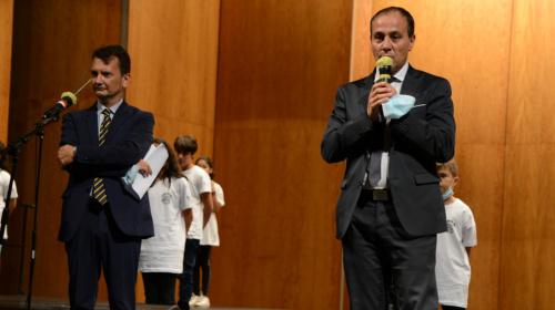 Vincenzo Gullotta e Giuliano Vettorato