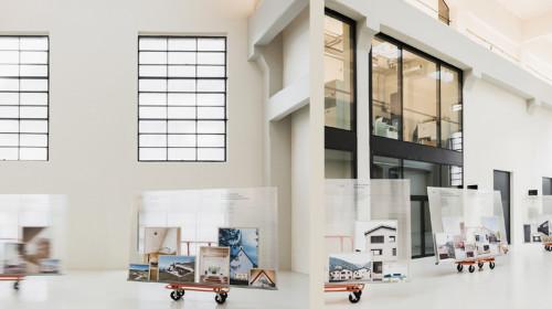 Wanderausstellung Architekturpreis 2019