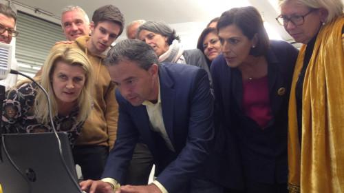 Wahlnacht bei Team Köllensperger