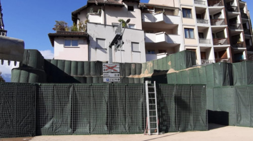 Bomba, Bolzano, piazza Verdi