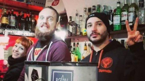 Bar Margi, i proprietari