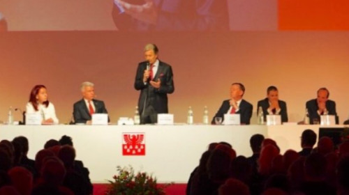 Sparkasse Gesellschafterversammlung