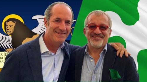 Luca Zaia, Roberto Maroni