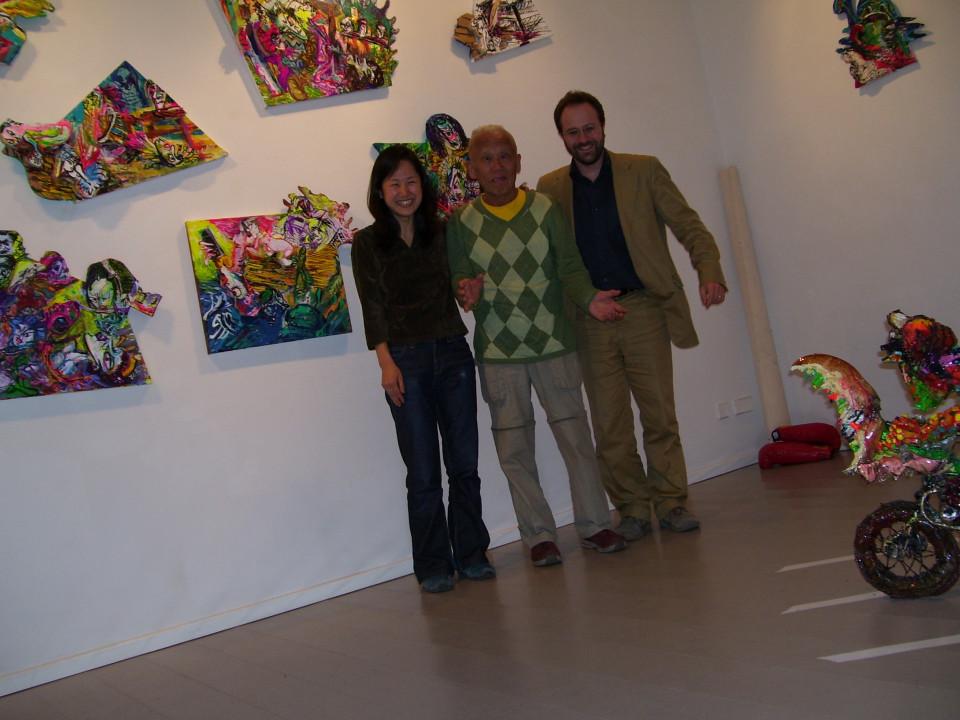 Galerie Oko Berlin 2008