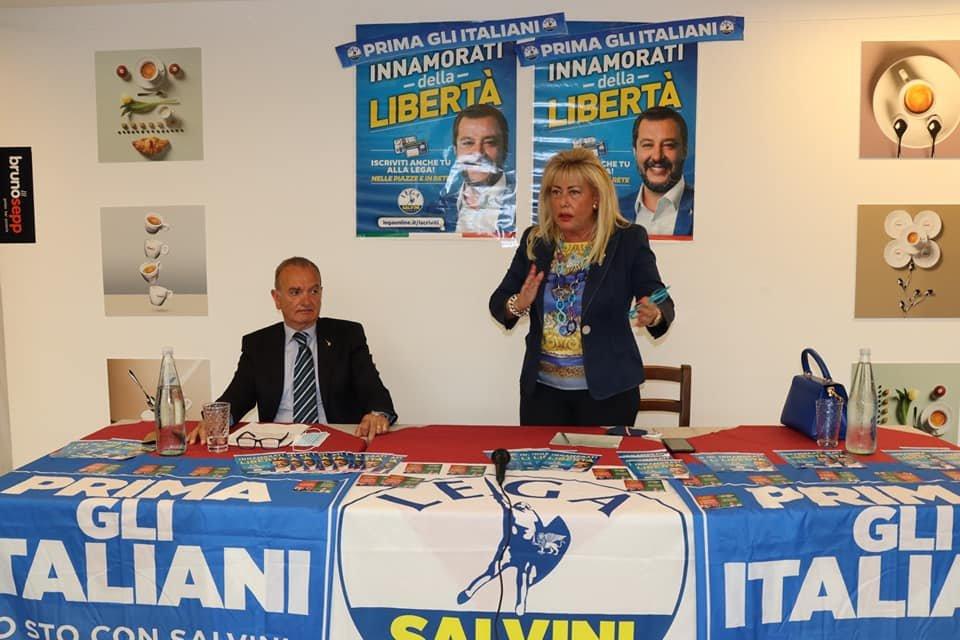 Antonio Battisti & Rita Mattei