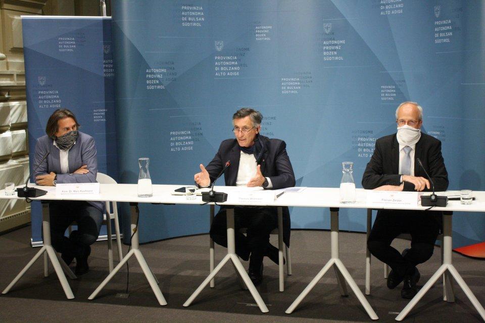 Kaufmann, Widmann, Zerzer