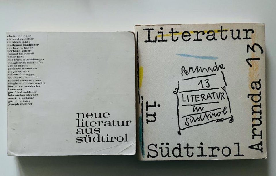 Literatur in Südtirol