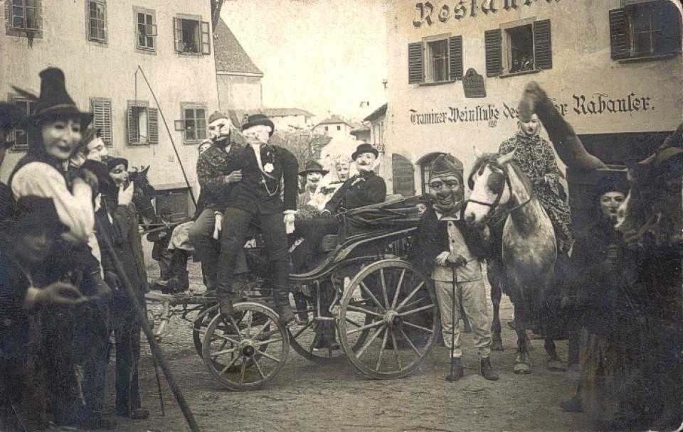 Egetmann-Umzug 1907