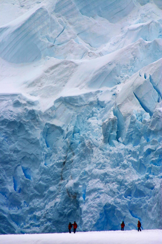 Erde, Mensch & Eis (Antarktische Halbinsel)