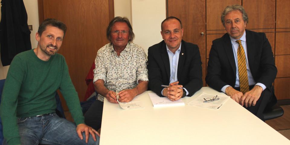 Riedl, Dissinger, Vettorato, Ghizzi