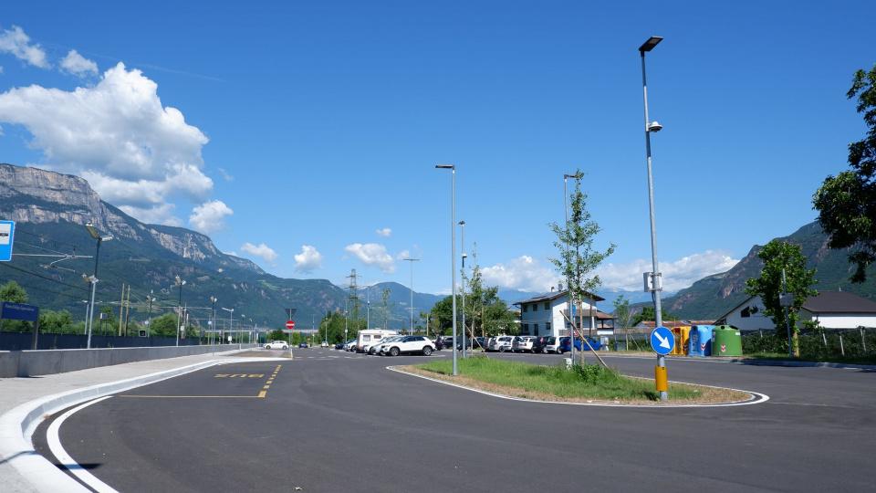 Parkplatz Sigmundskron