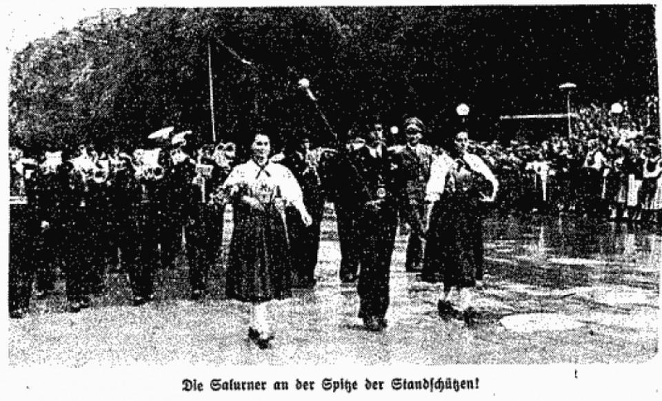 3. Juli 1944 Salurner in Innsbruck