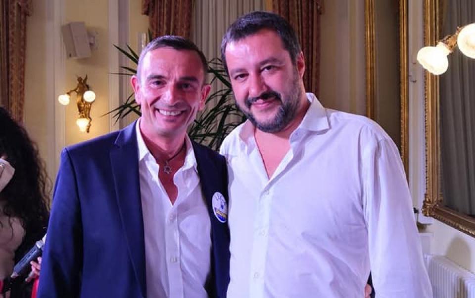 Sergio Armanini & Matteo Salvini