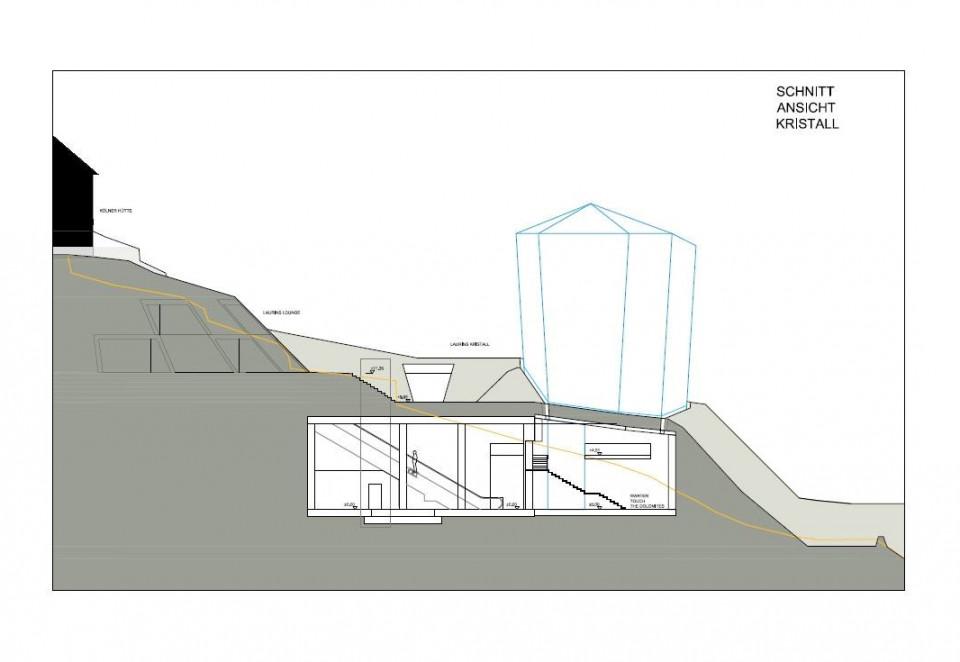 Rendering neue Bergstation
