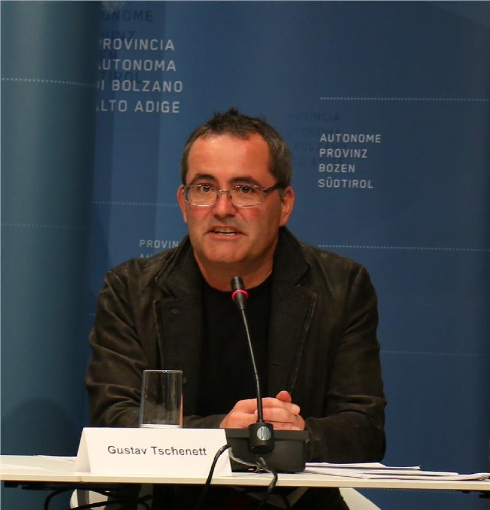 Gustav Tschenett