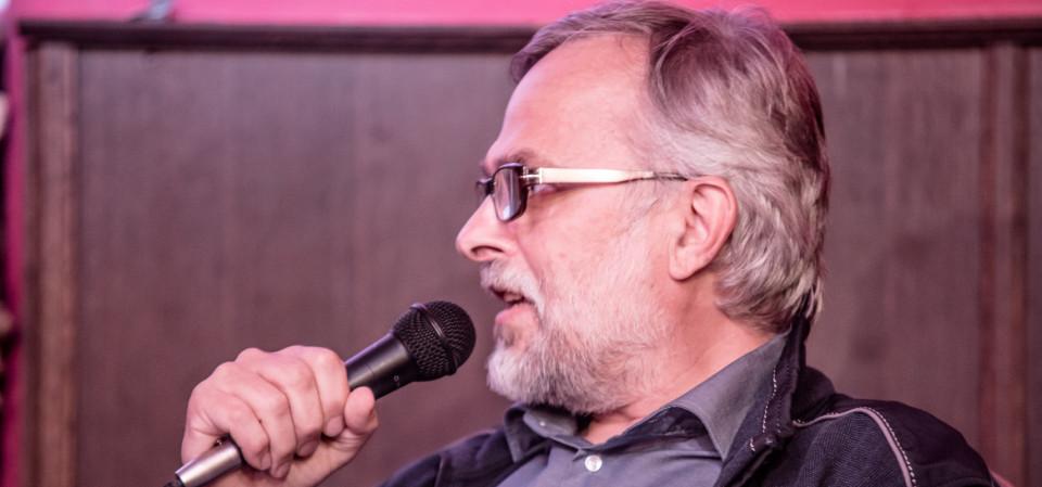 Alexander Schiebel im Ost West