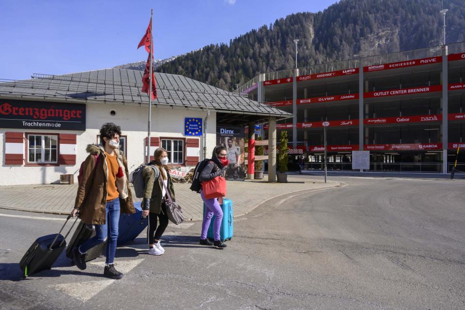 Grenzgänger Brenner