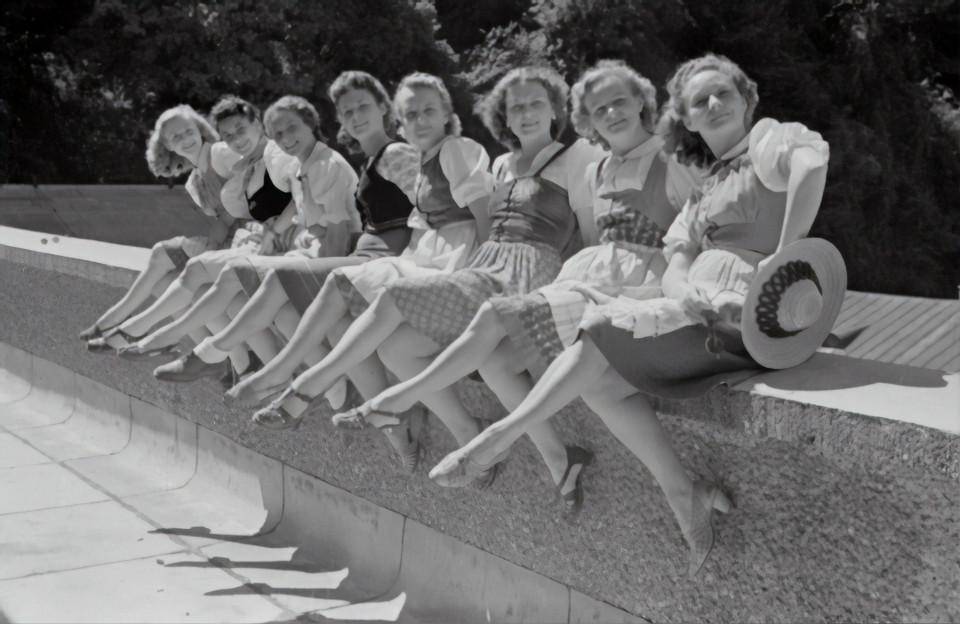 Frauen 1946