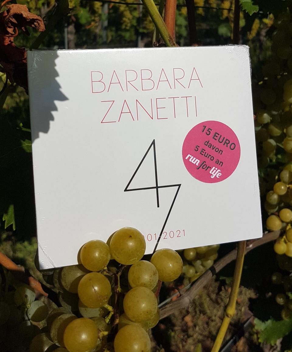 """Barbara Zanetti """"47 - 2001-2021"""""""