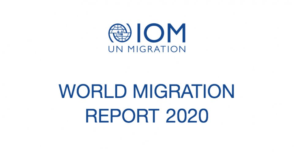 Deckblatt - World Migration Report 2020