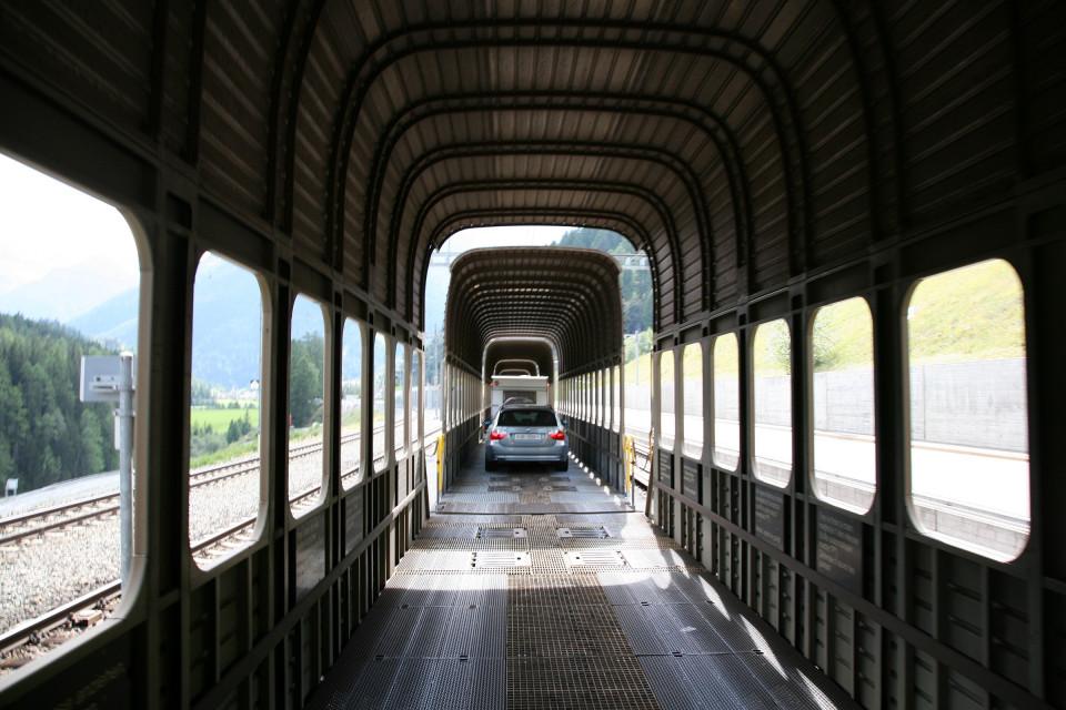 VEreina tunnel