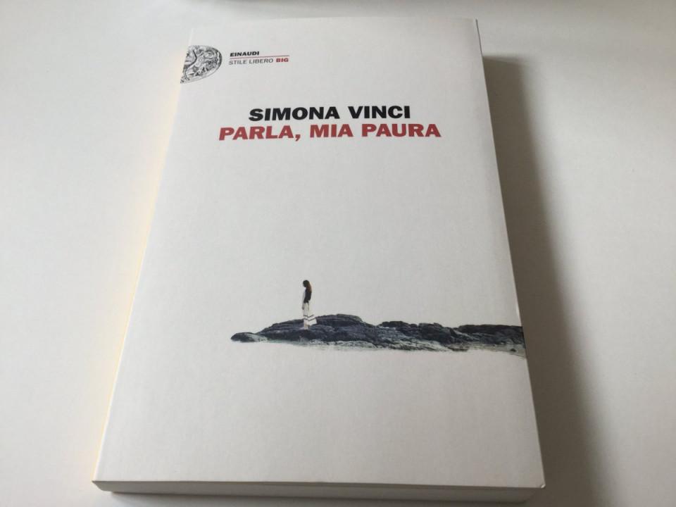 Parla, mia paura (Einaudi, 2017)