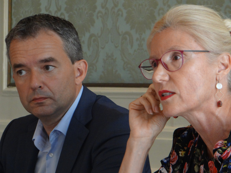 Paul Köllensperger, Renate Holzeisen
