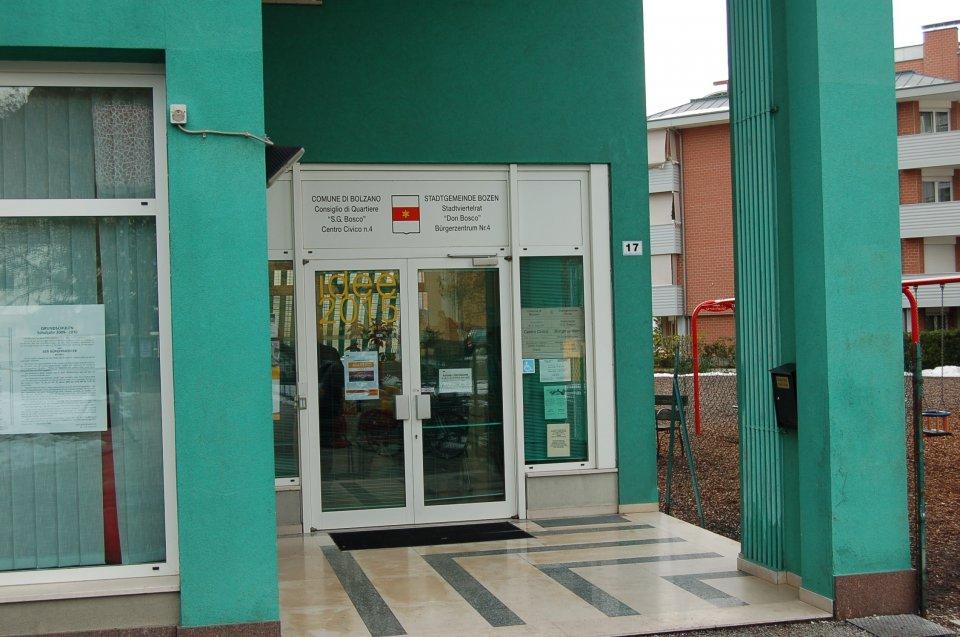 Centro civico Don Bosco
