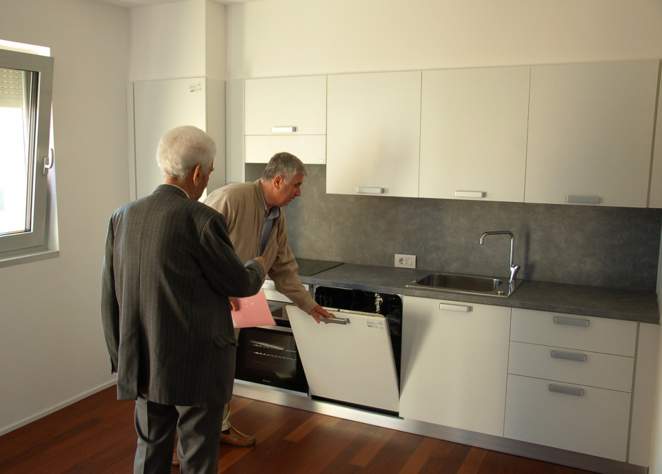 Alloggi protetti anziani Bolzano
