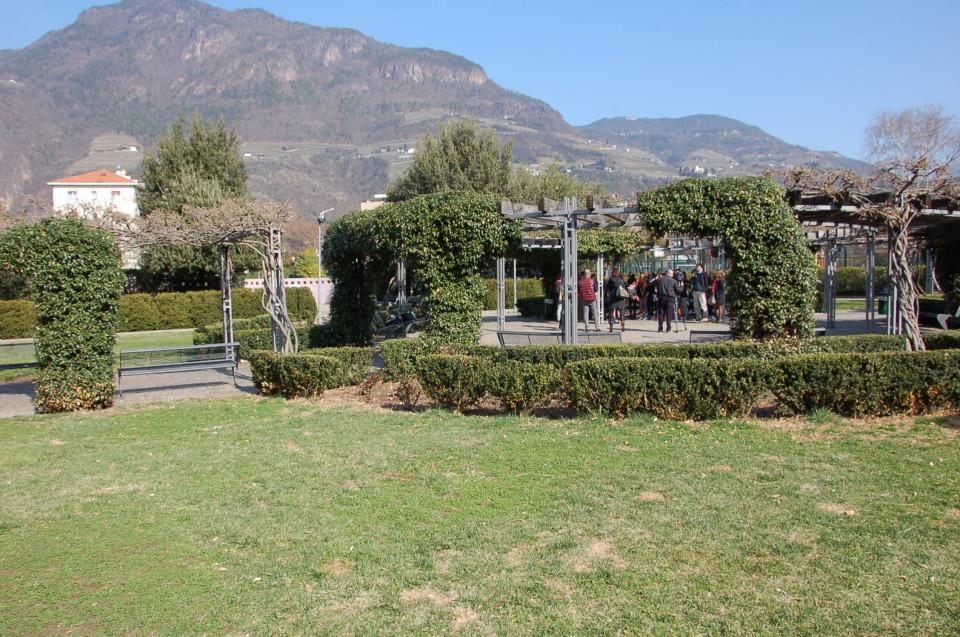 Parco via Roen, Pompei, Gries, Bolzano, Bozen