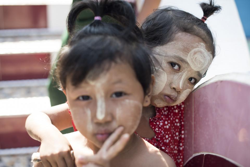 Bambine di Hpa An