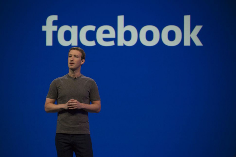 Zuckerberg. Mark