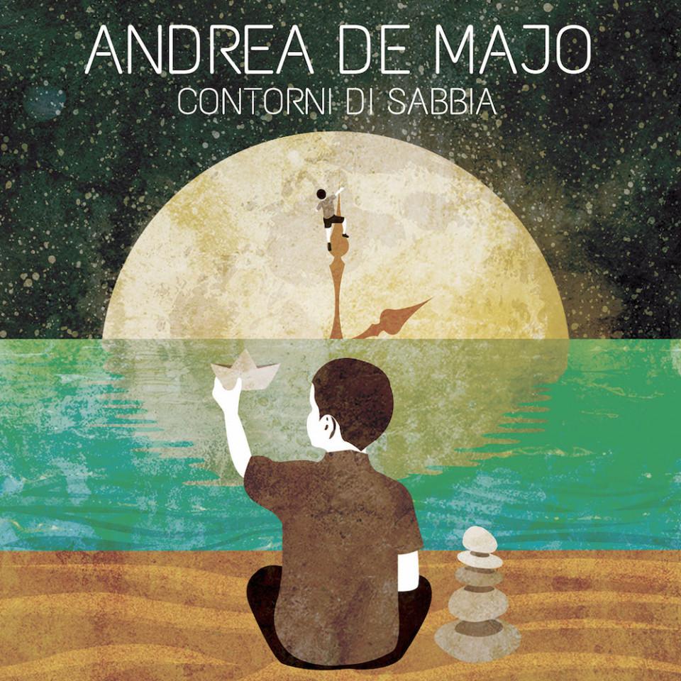 Andrea De Majo - Contorni di sabbia