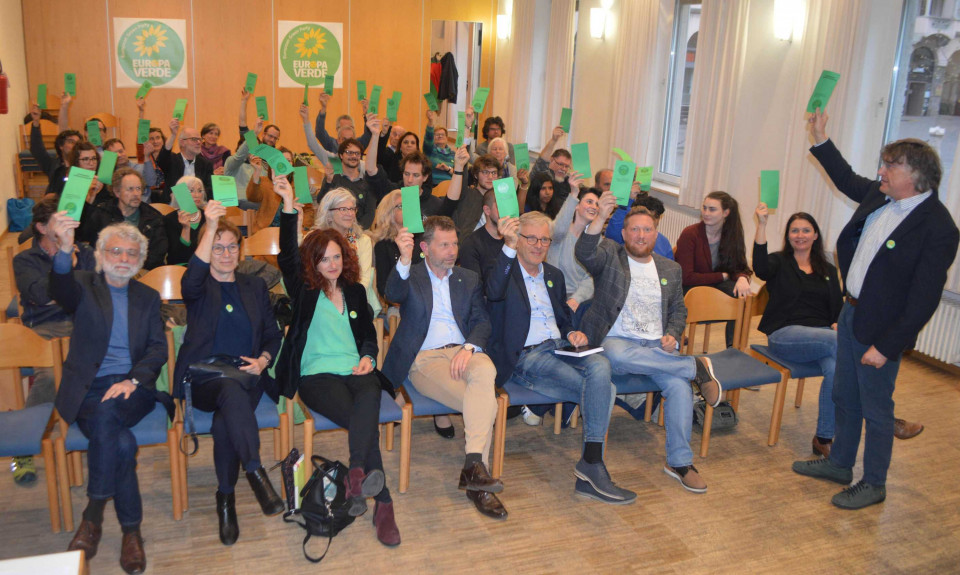 Grüne Abstimmung