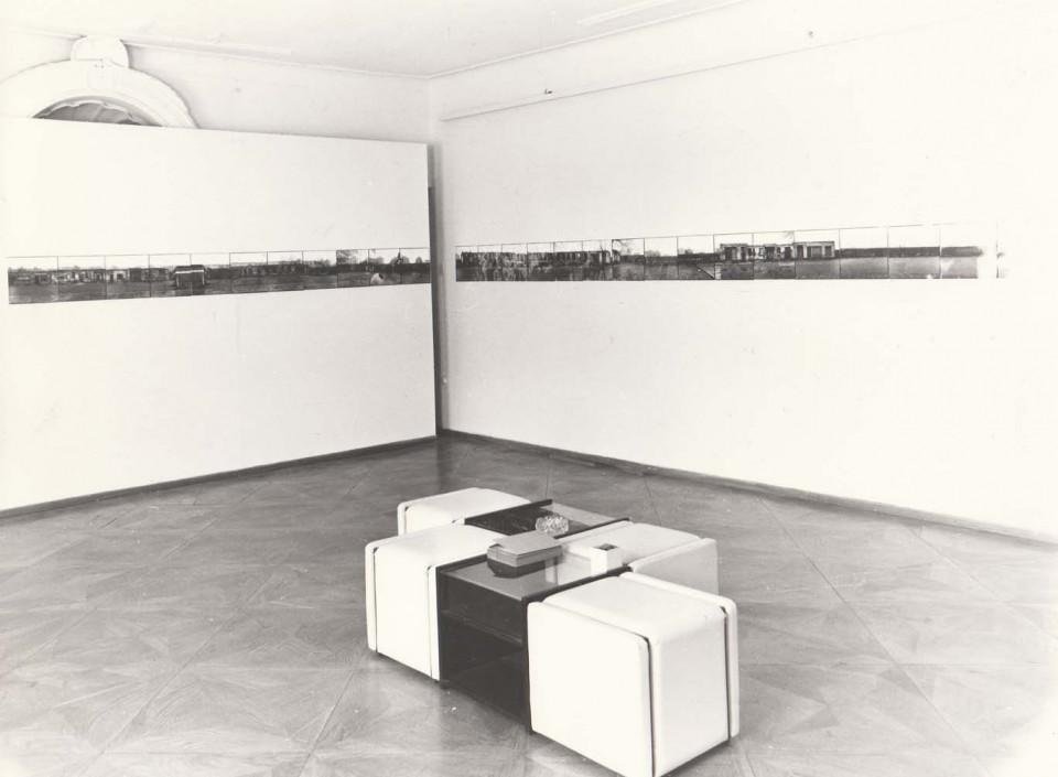 Una mostra nella galleria IL SOLE