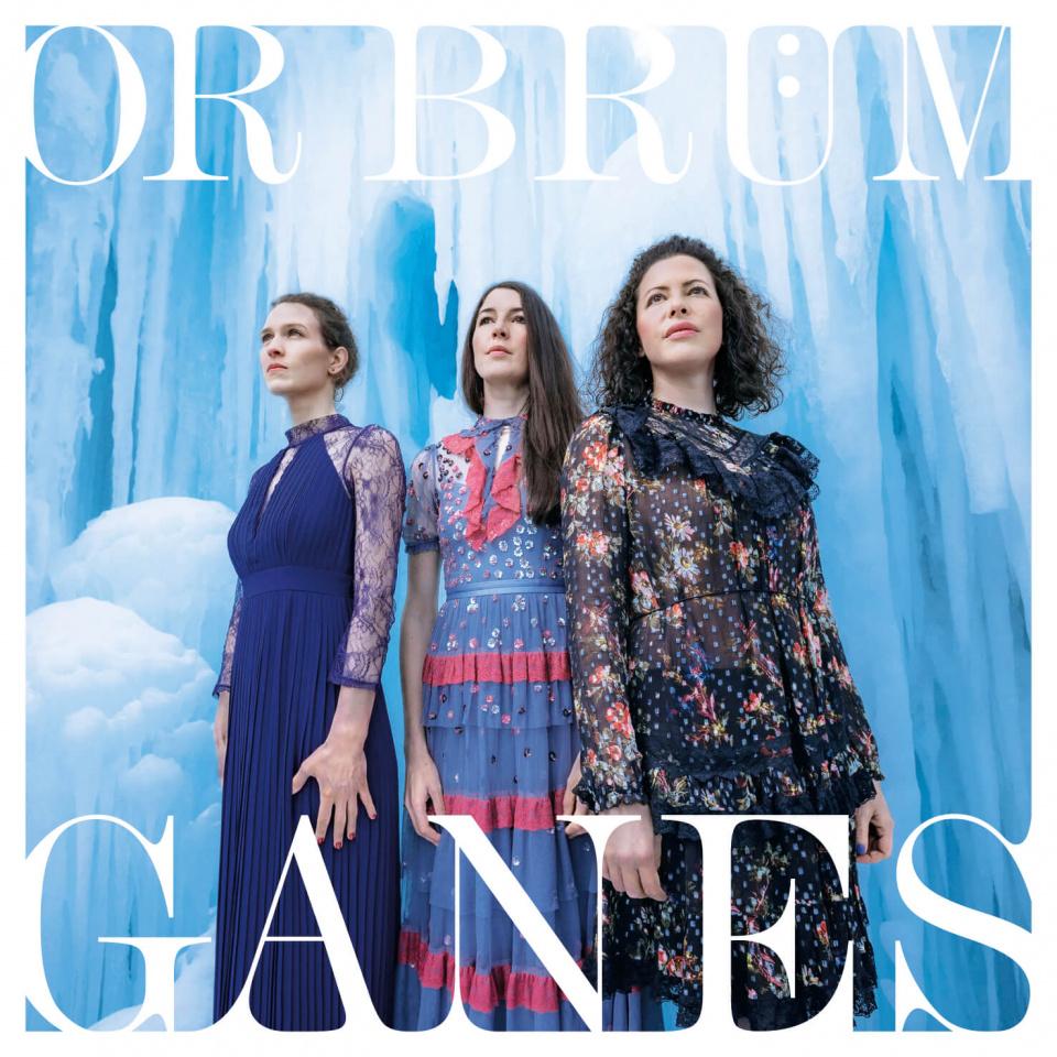 """Das Cover zum neuen Ganes-Album """"Or brüm"""""""