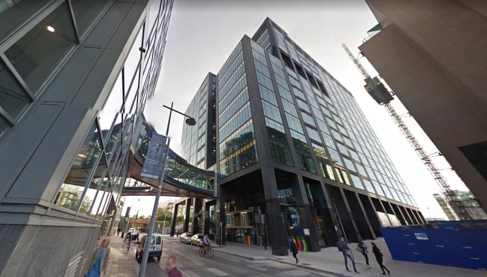 Google Zentrale In Dublin: Gegen Bezahlung An Erster Stelle.