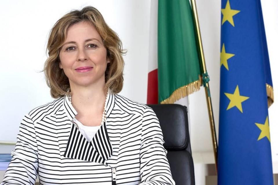 Grillo. Giulia